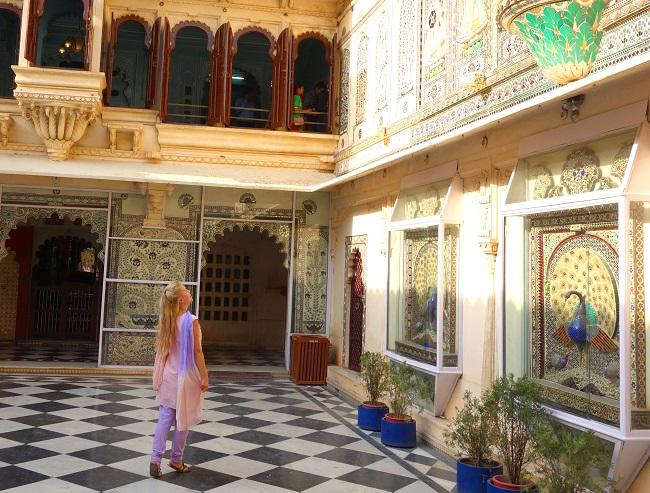 выбрать ашрам в Индии