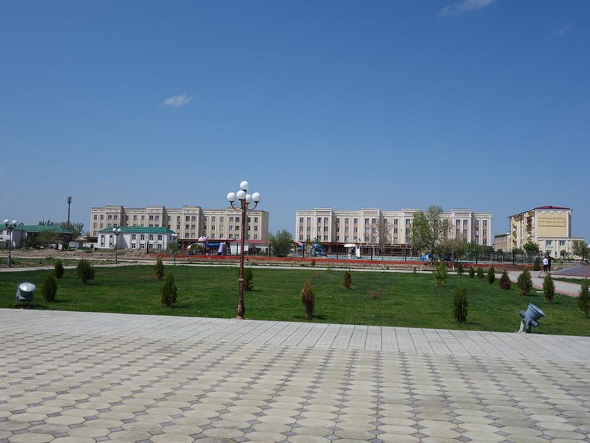 город Нукус фото Каракалпакстан высохшее аральское море