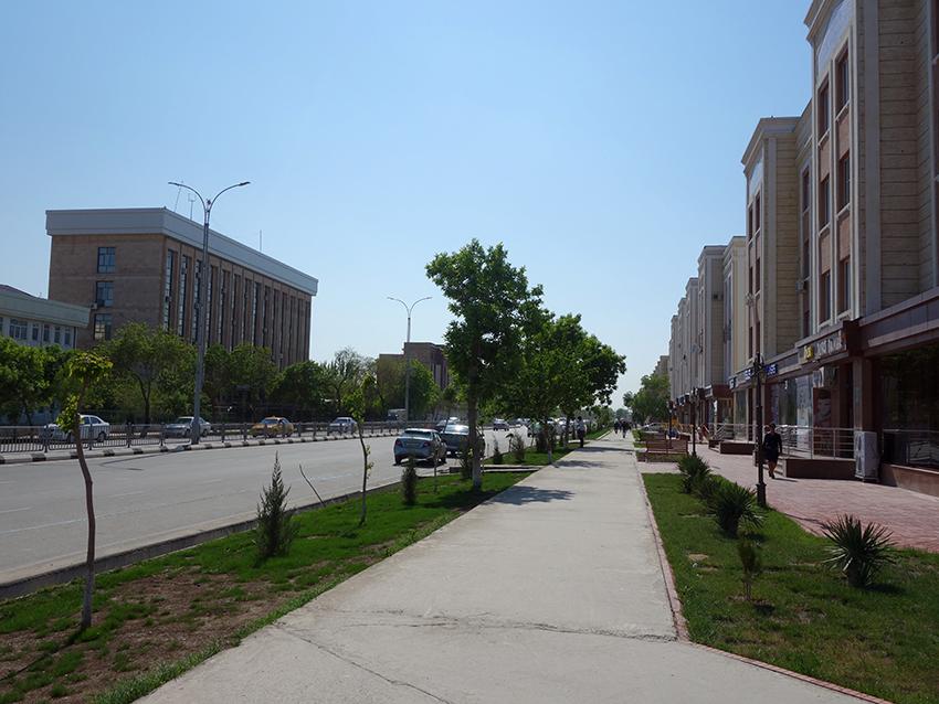 улицы в нукусе путешествие к аральскому морю высохшему