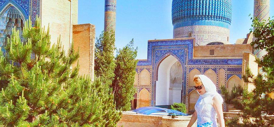 Отношение к туристам в Узбекистане