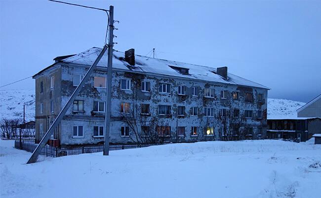 аренда жилья в Териберке