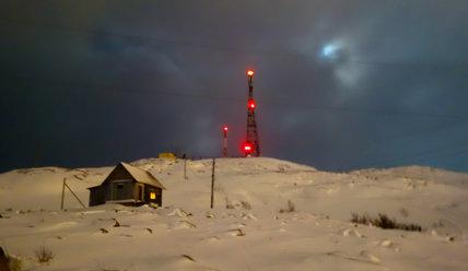 Териберка и северное сияние – путешествие на край Земли
